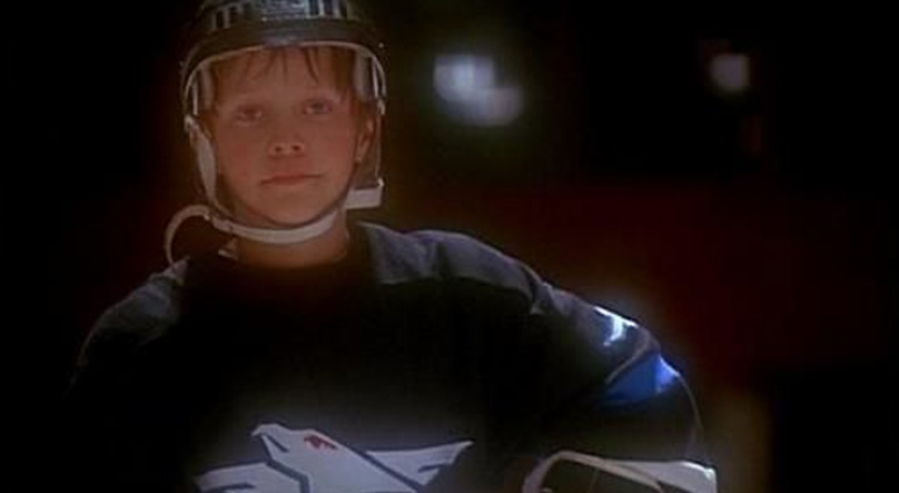 Brock Pierce Mighty Ducks