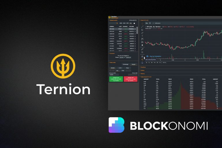 Ternion Exchange İncelemesi