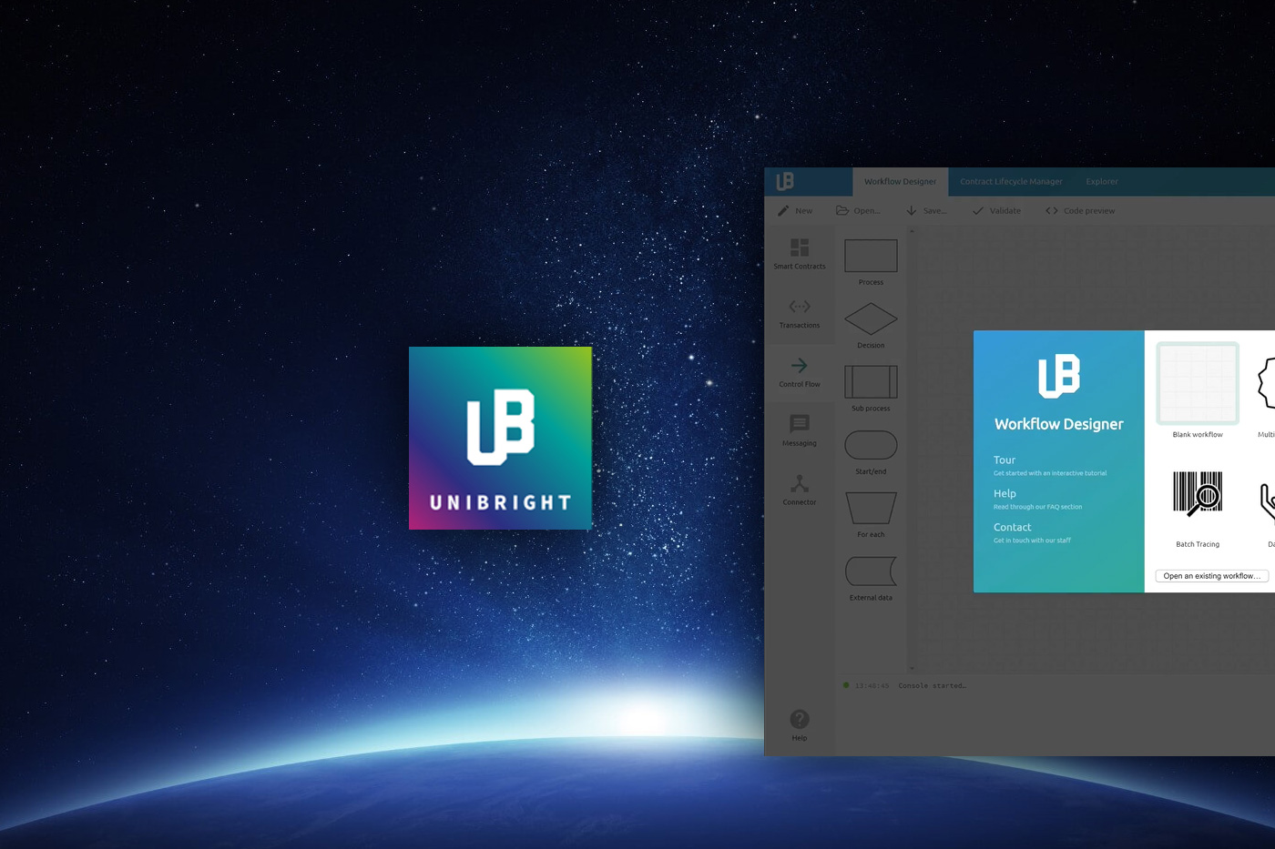 unibright-ico-a-unified-framework-for-blockchain-based-business-integration[3]